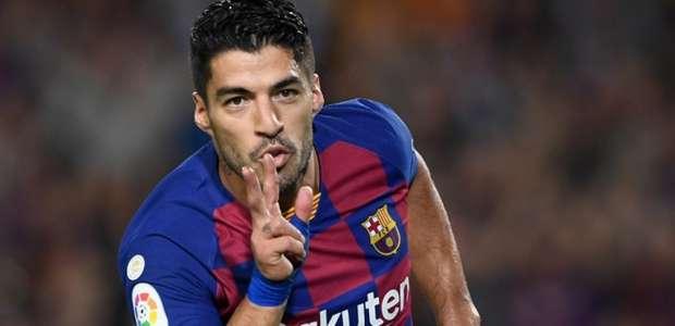 Suárez chega a acordo com Juve e fica perto de deixar Barça