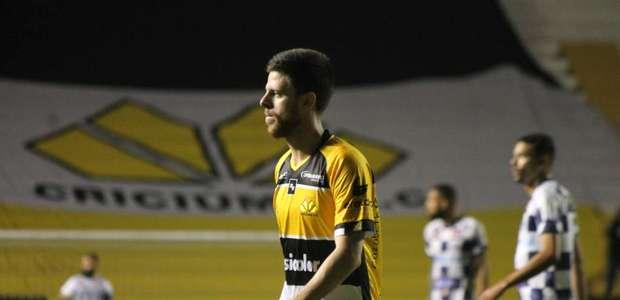Criciúma bate o São José pela Série C e volta a vencer ...