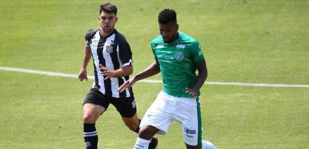 Guarani abre dois gols de vantagem, mas Figueirense ...