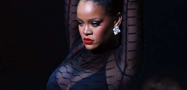 Desfile de lingeries de Rihanna ganha teaser da Amazon