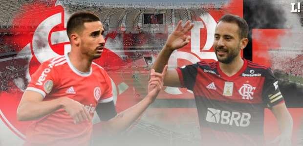 O que Internacional e Flamengo têm de melhor: números, ...