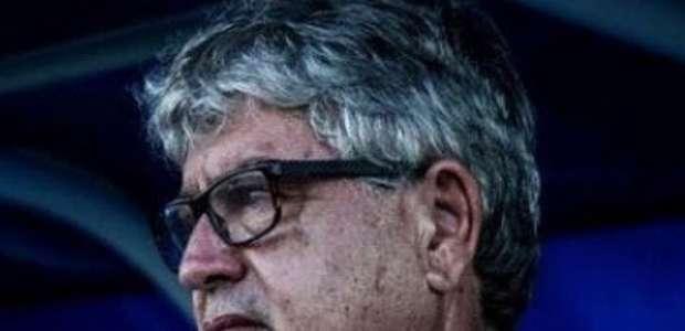 Geninho sobre pressão no Avaí: 'Não tenho medo de demissão'