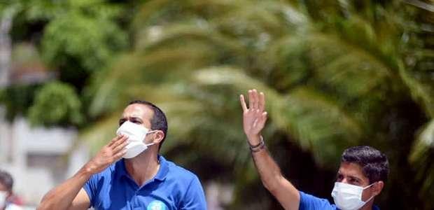 Ibope: vitória no 1º turno de vice de ACM Neto em Salvador