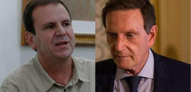Eduardo Paes e Marcelo Crivella disputarão 2º turno no Rio