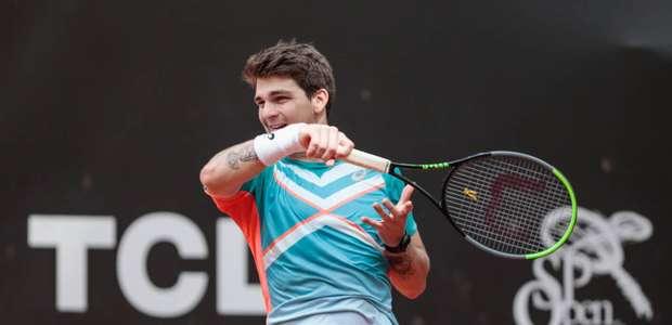 Nove brasileiros estreiam no São Paulo Open Tennis nesta ...