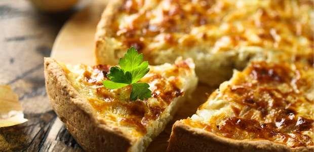 Receitas de quiche para uma refeição rápida e sofisticada