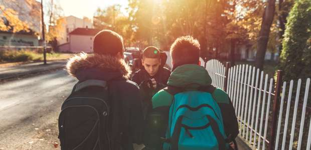 O que faz algumas crianças praticarem bullying pesado em ...