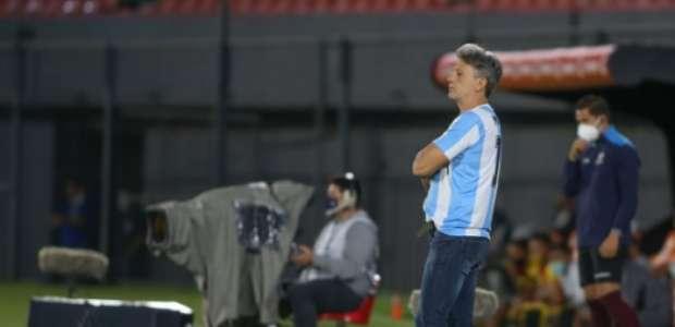 Renato Gaúcho usa camisa da Argentina para homenagear ...