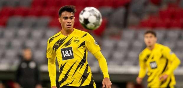 Jornal diz que Reinier pode deixar o Borussia Dortmund e ...