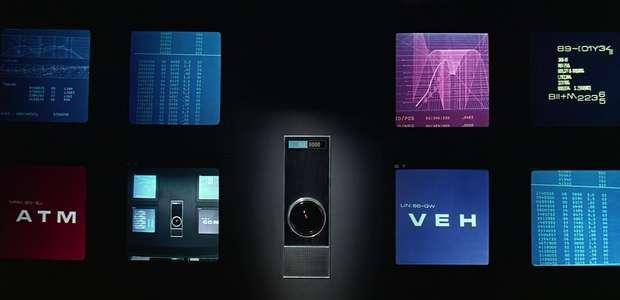 Feliz aniversário para o computador HAL 9000
