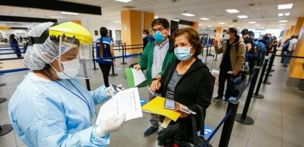 Peru estende suspensão de voos da Europa até 31 de janeiro