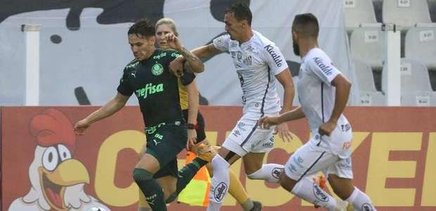 Relembre os caminhos de Palmeiras e Santos até a decisão ...