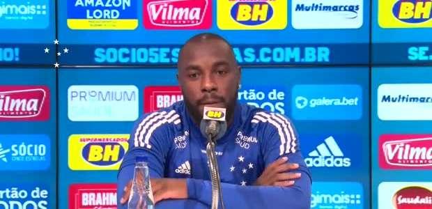 CRUZEIRO: Manoel fala sobre suas duas assistências na ...