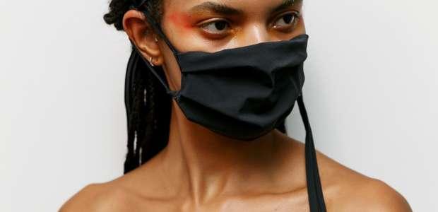 Amir Slama lança máscara que vira top, bolsa, bandana e ...
