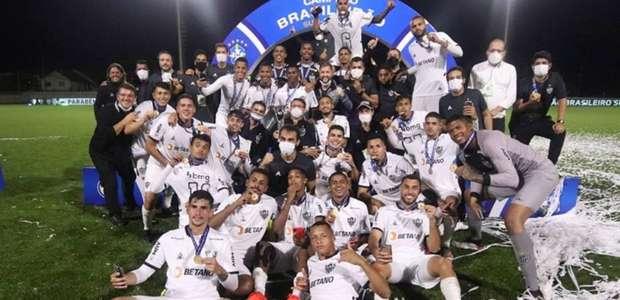 Atlético-MG bate o Athletico-PR nos pênaltis e é campeão ...