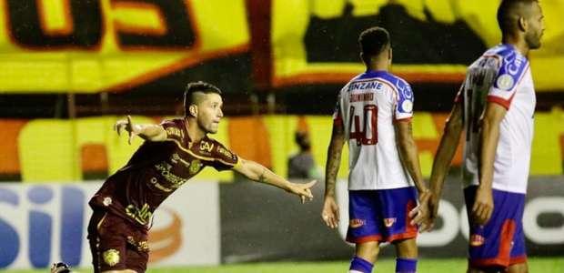Em jogo com três gols anulados, Sport vence Bahia e joga ...