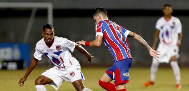 Unirb surpreende o Bahia e conquista primeira vitória no ...