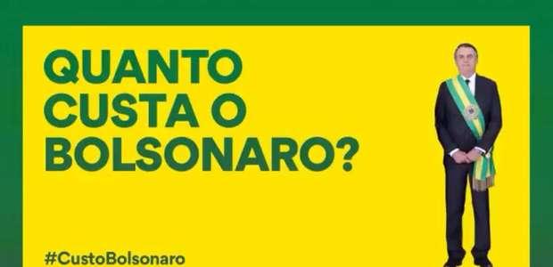 Vídeo sobre 'prejuízos' de Bolsonaro ao País viraliza; veja
