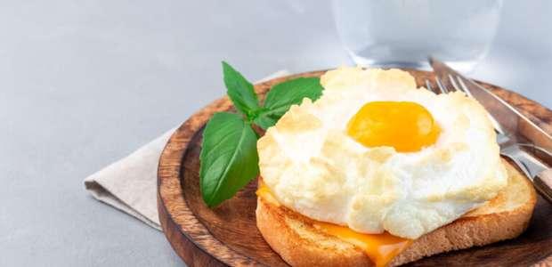 Ovos em nuvem: receita prática para fazer no forno