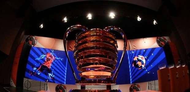 CBF define programação das quartas de final da Copa do ...