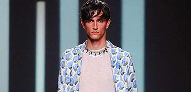 Confira o desfile de Martín Lamothe na Semana de Moda de Madri