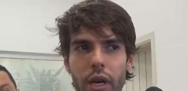 Kaká revela conversa com Muricy sobre condição de jogo