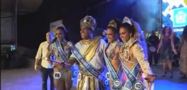 Rio de Janeiro elege Rei e Rainha do Carnaval 2016