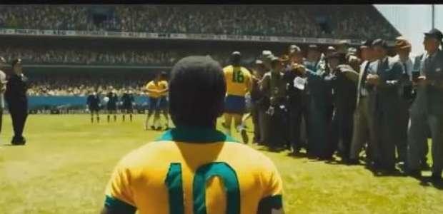 História de Pelé é transformada em filme; veja trailer