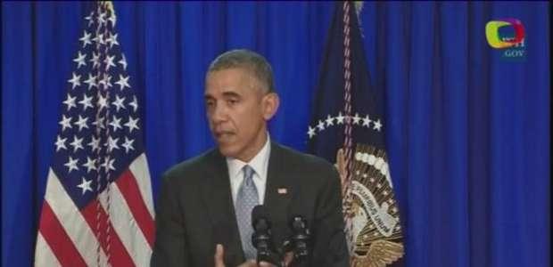 Obama afirma que Coreia do Norte
