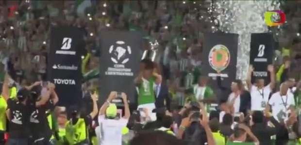 Nacional derrota Del Valle e é bicampeão da Libertadores