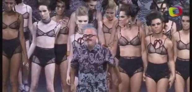 Transgênero brilha no 4º dia da São Paulo Fashion Week
