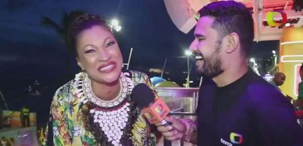 Marta Góes comemora sua volta ao Carnaval de Salvador