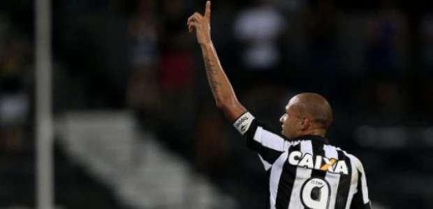 #ForçaRoger! Veja gols do atacante nesta temporada pelo Botafogo