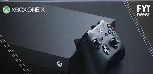 Xbox One X é o console do futuro