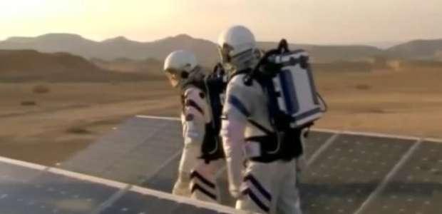 No deserto de Israel, pesquisadores treinam viver em Marte