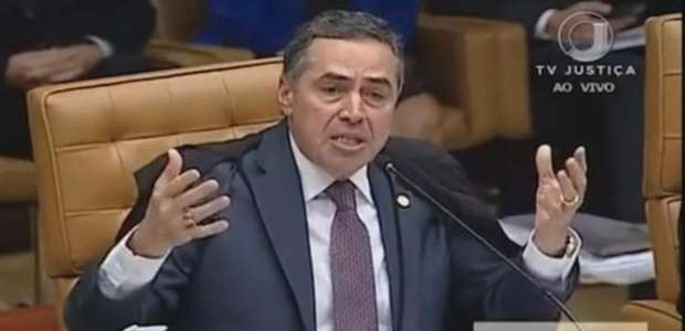 """""""Você é uma pessoa horrível"""", diz Barroso a Gilmar Mendes"""