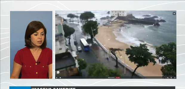 Chuva vai aumentar em Sergipe e Alagoas no fim de semana
