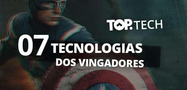 Top Tech | Tecnologia dos Vingadores na vida real