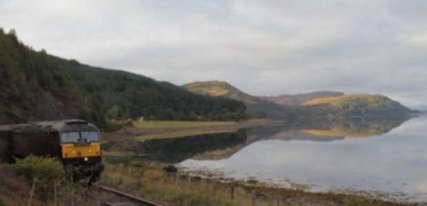 """Conheça as belas paisagens escocesas a bordo do """"Royal Scotsman"""""""