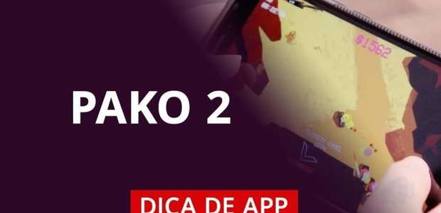 PAKO 2: vire um condutor de fuga neste game Arcade #DicaDeApp