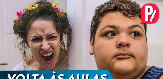 VOLTA ÀS AULAS | PARAFERNALHA