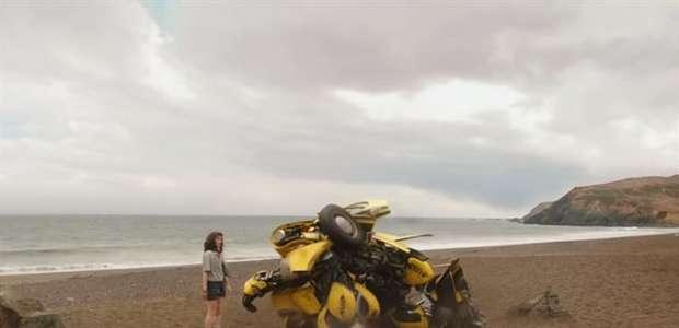 Bumblebee Trailer (3) Legendado