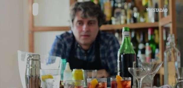 Negroni com tequila e beterraba: como reinventar um drinque clássico