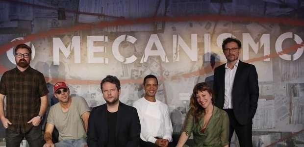 O Mecanismo: elenco fala sobre expectativa da 2ª temporada
