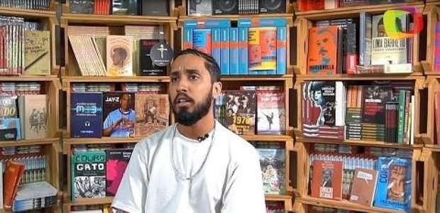 """Rashid: """"Quem não vive o racismo acha que não existe"""""""