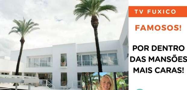 Conheça as mansões mais caras dos famosos!