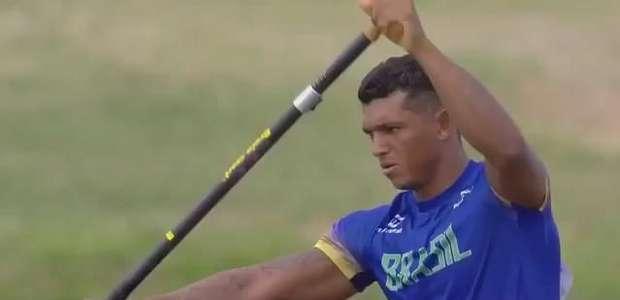Canoagem: Isaquias Queiroz é ouro no Mundial
