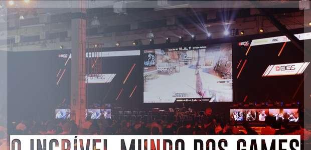 BGS: Maior evento de games da América Latina aconteceu em São Paulo