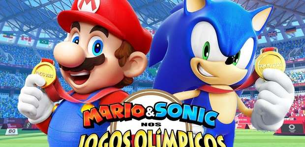 Mario & Sonic at the Olympic Games Tokyo 2020: 1ª meia hora