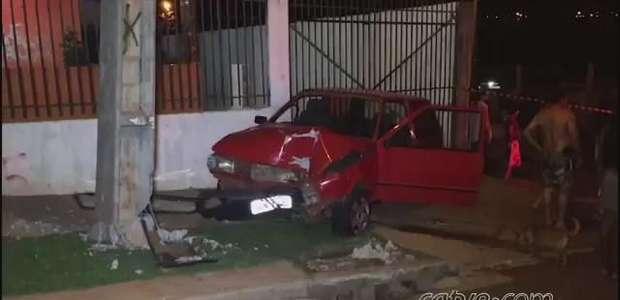 Motorista atropela e mata criança no Bairro Melissa em Cascavel